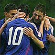 Ben Arfa, Benzema, Nasri