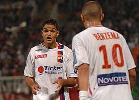 OL Benzema-Ben Arfa